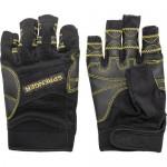 """Ръкавици """"Sprenger"""" Amara къси пръсти, черни"""