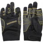 """Ръкавици """"Sprenger"""" Amara дълги пръсти, черни"""