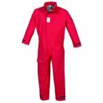 """Гумирано облекло цяло """"Dinghy Overall"""" червено"""