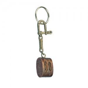 """Ключодържател """"Дървено блокче"""""""