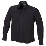 """Мъжка риза """"Speed"""" черно"""