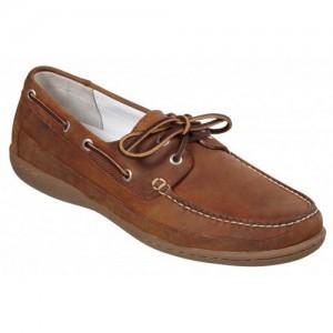 "Обувки мокасини ""Stresa Classic"" кафяво"