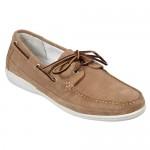 """Обувки мокасини """"Stresa Classic"""" пясъчно"""